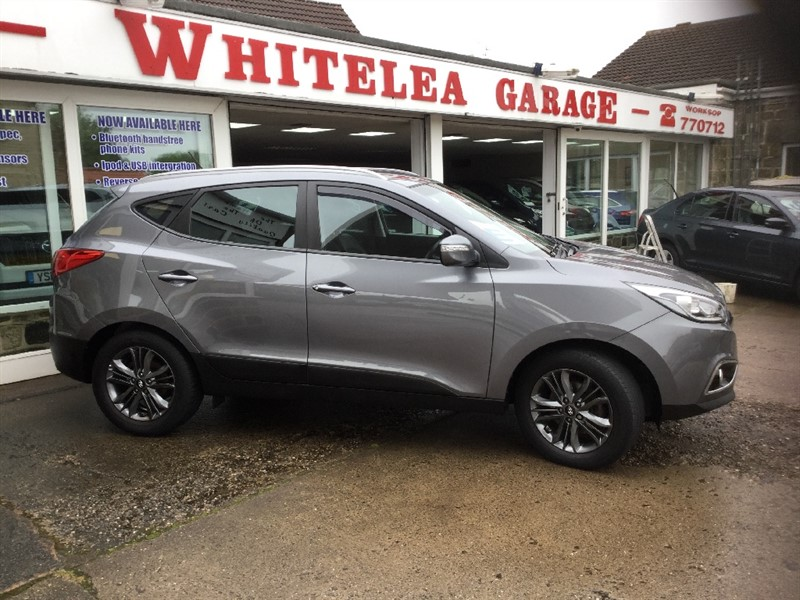 used Hyundai ix35 CRDI SE in sheffield-south-yorkshire