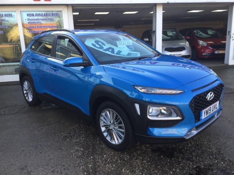 used Hyundai Kona SE in sheffield-south-yorkshire