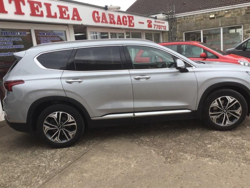 used Hyundai Santa Fe CRDI PREMIUM SE in sheffield-south-yorkshire