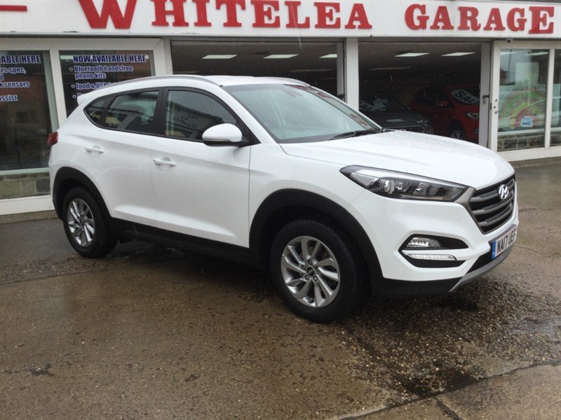 used Hyundai Tucson GDI SE BLUE DRIVE in sheffield-south-yorkshire