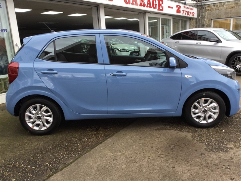 used Kia Picanto 2 in sheffield-south-yorkshire