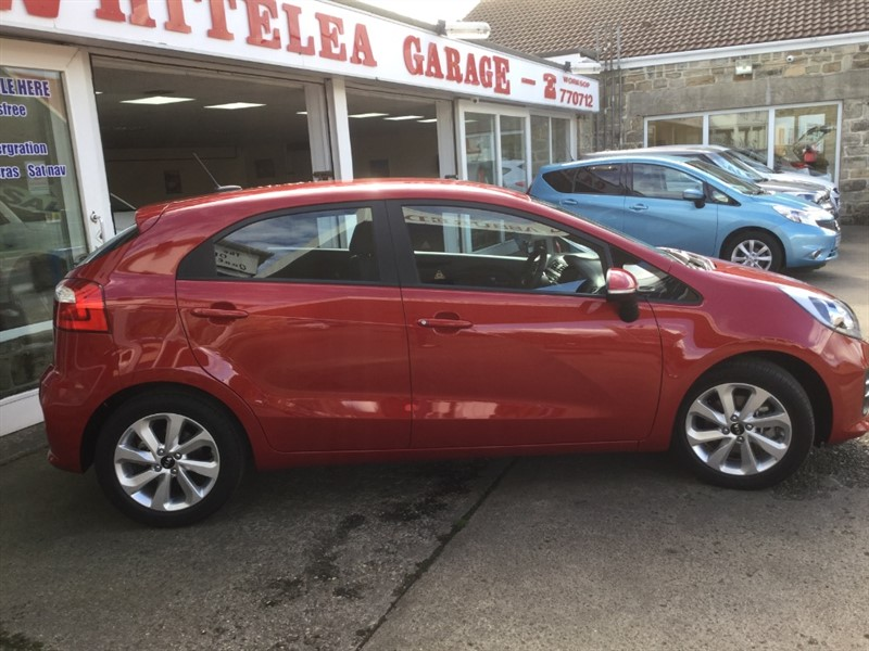 used Kia Rio 2 in sheffield-south-yorkshire