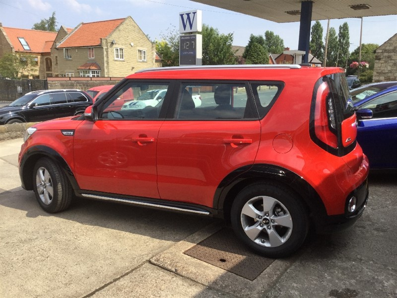 used Kia Soul 1 in sheffield-south-yorkshire