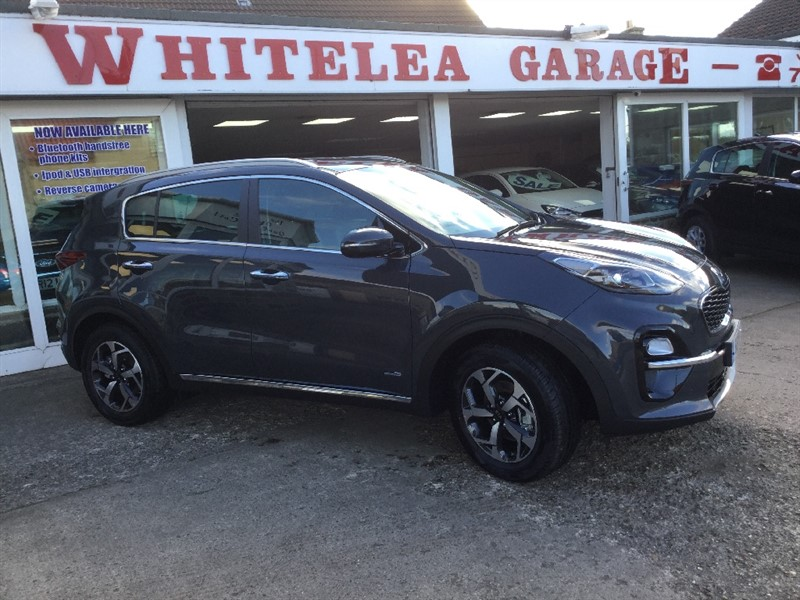 used Kia Sportage EDITION 25 ISG in sheffield-south-yorkshire