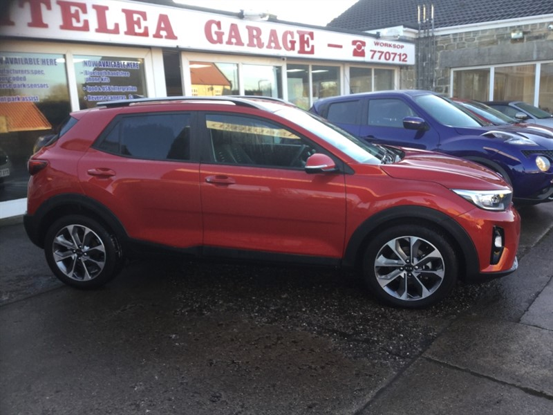 used Kia Stonic 3 ISG in sheffield-south-yorkshire