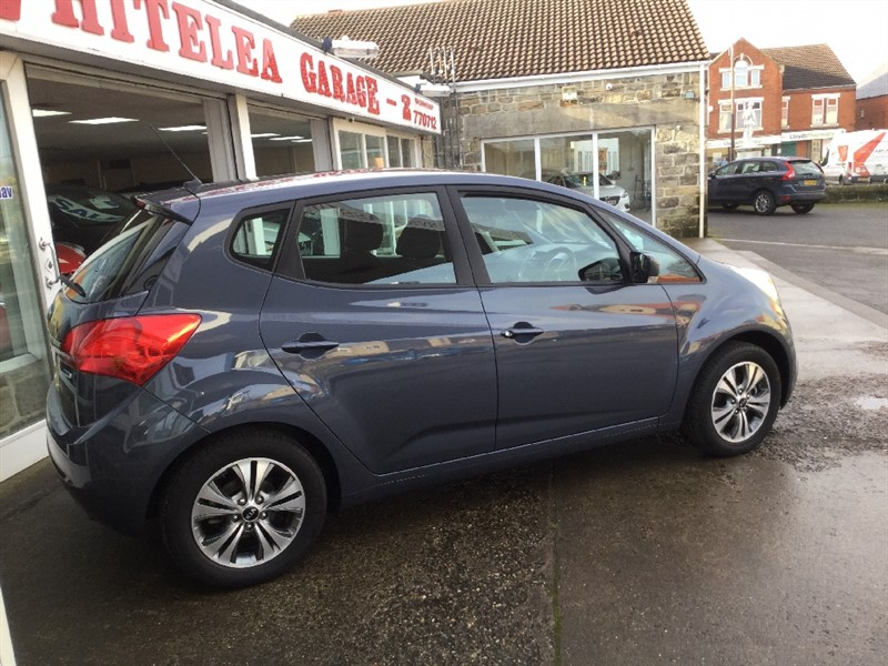 used Kia Venga 2 ISG in sheffield-south-yorkshire