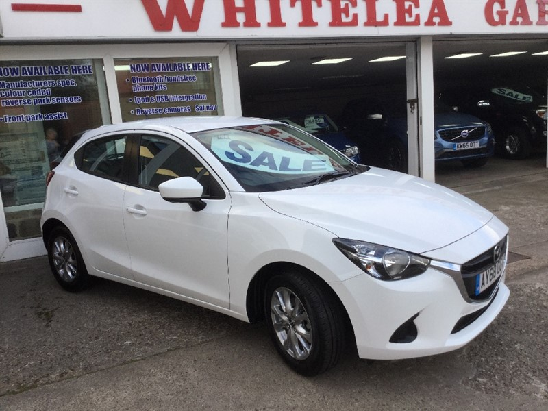 used Mazda Mazda2 SE PLUS in sheffield-south-yorkshire