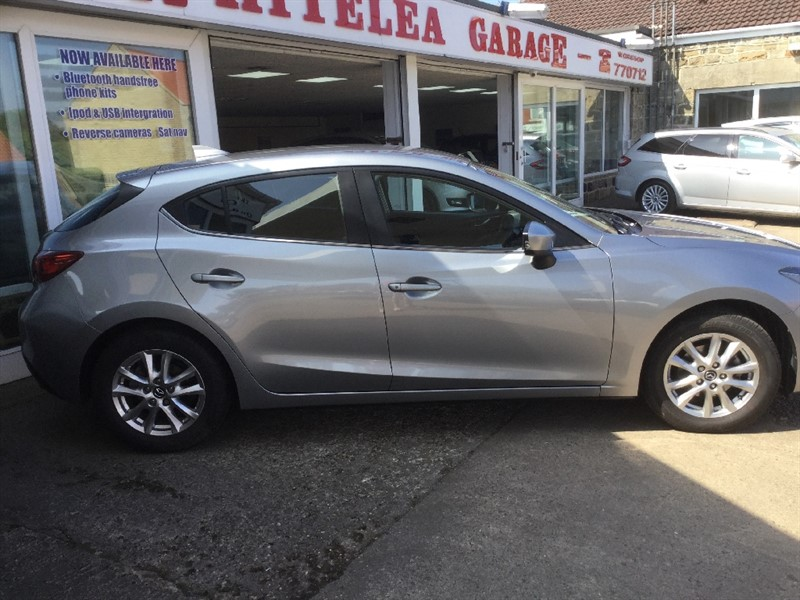 used Mazda Mazda3 SE NAV in sheffield-south-yorkshire
