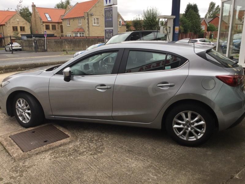 used Mazda Mazda3 SE NAV in sheffield-south-yorkshire