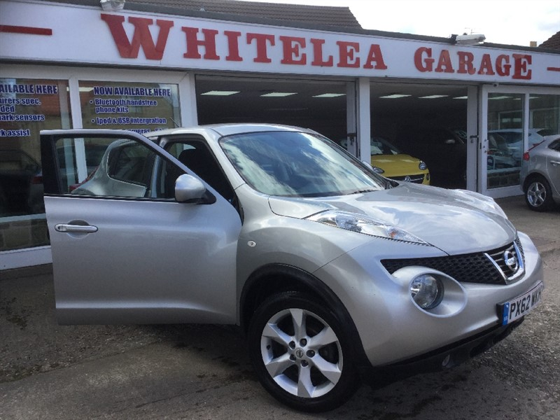 used Nissan Juke ACENTA in sheffield-south-yorkshire