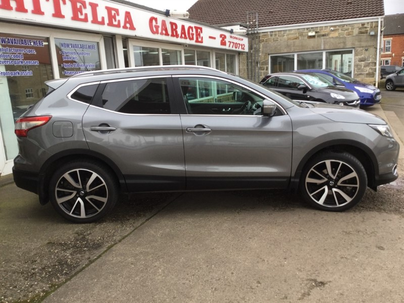 used Nissan Qashqai DCI TEKNA in sheffield-south-yorkshire