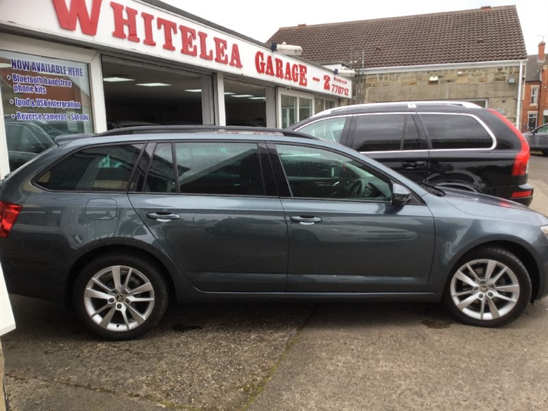 used Skoda Octavia SE L TSI in sheffield-south-yorkshire