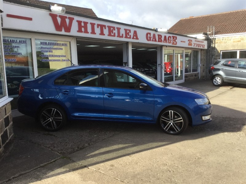 used Skoda Rapid SPORT TSI in sheffield-south-yorkshire