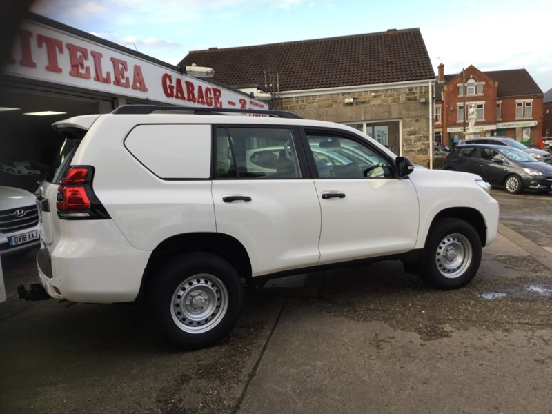 used Toyota  UTILITY COMMERCIAL in sheffield-south-yorkshire