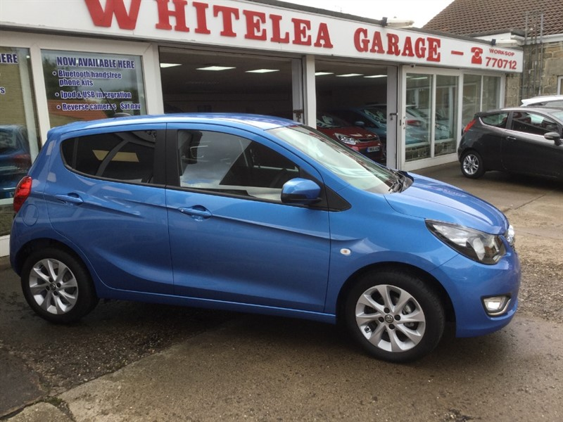 used Vauxhall Adam  in sheffield-south-yorkshire