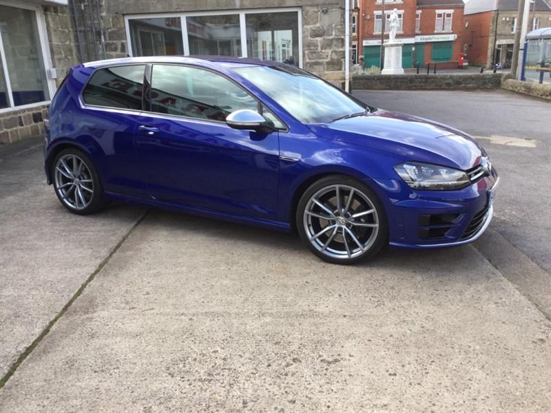 used VW Golf R DSG in sheffield-south-yorkshire