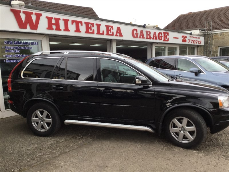 used Volvo XC90 D5 ES AWD in sheffield-south-yorkshire