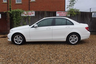 used Mercedes C220 CDI BLUEEFFICIENCY EXECUTIVE SE in thatcham-berkshire