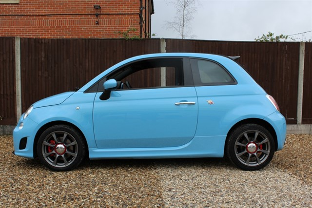 used Abarth 500 C CUSTOM in thatcham-berkshire