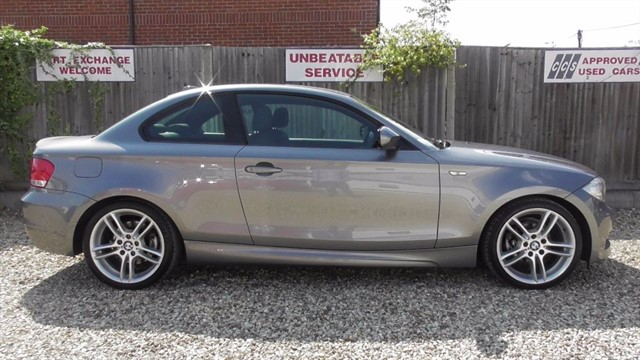 used BMW 118d M SPORT (OVER 5K OF EXTRAS) in thatcham-berkshire