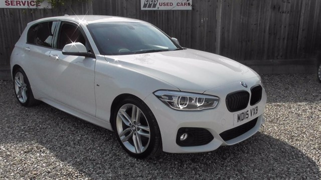 used BMW 118d M SPORT (NEW SHAPE) in thatcham-berkshire