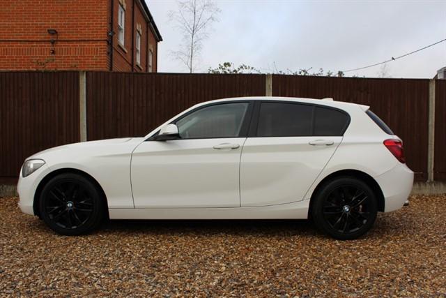 used BMW 116d URBAN in thatcham-berkshire