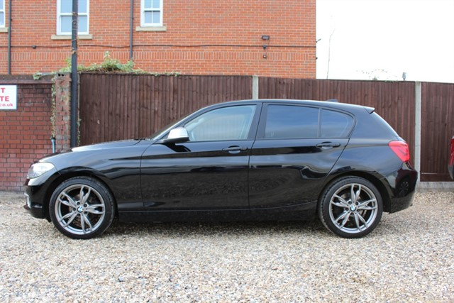 used BMW 118d SE (M135i REPLICA) in thatcham-berkshire