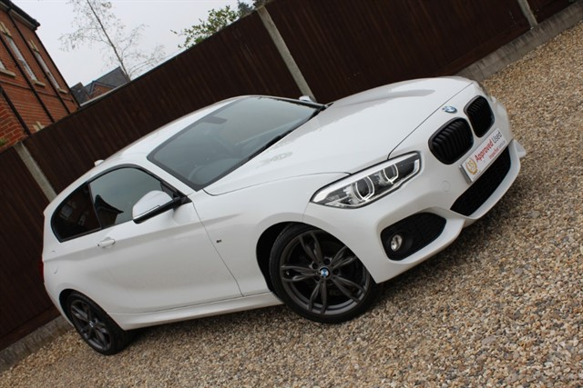 used BMW 118d M SPORT in thatcham-berkshire