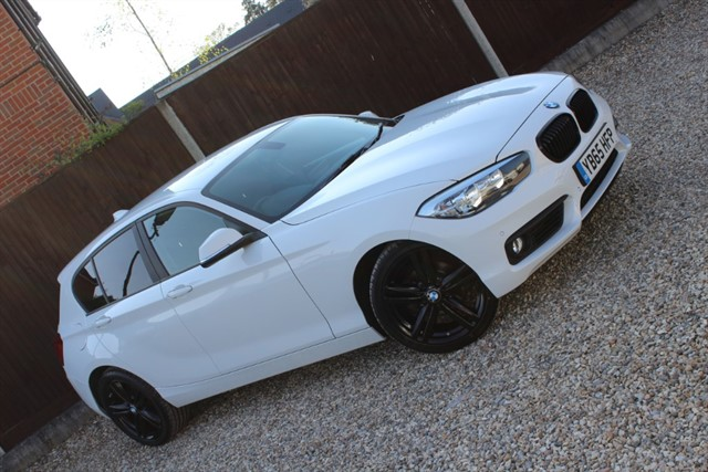 used BMW 118i SE AUTO in thatcham-berkshire