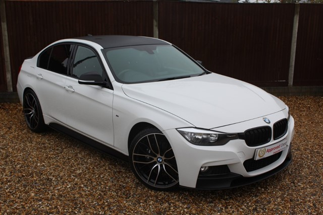 used BMW 318d M SPORT (M PERFORMANCE) in thatcham-berkshire