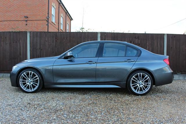 used BMW 320d M SPORT AUTO in thatcham-berkshire