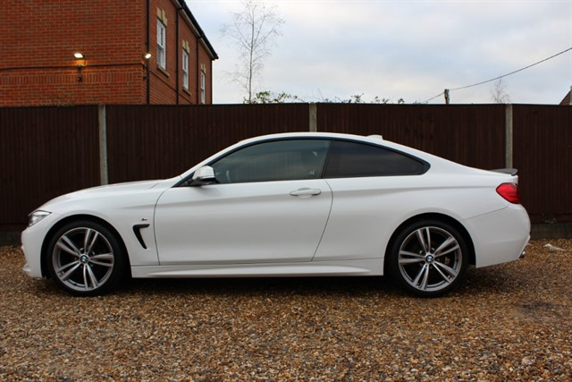 used BMW 420d M SPORT in thatcham-berkshire