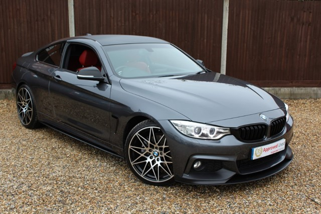 used BMW 430d M SPORT (M PERFORMANCE) in thatcham-berkshire