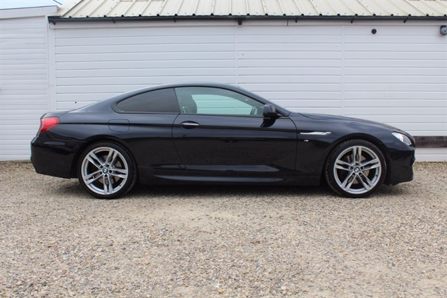 used BMW 640d M SPORT COUPE in thatcham-berkshire