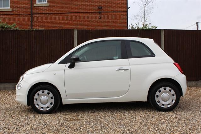 used Fiat 500 POP in thatcham-berkshire