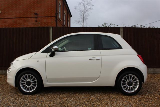 used Fiat 500 POP STAR in thatcham-berkshire