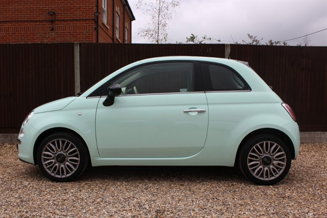 used Fiat 500 CULT in thatcham-berkshire
