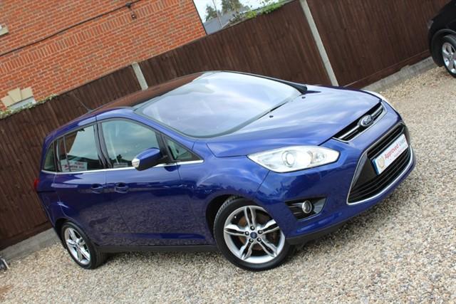 used Ford C-Max GRAND TITANIUM X TDCI in thatcham-berkshire