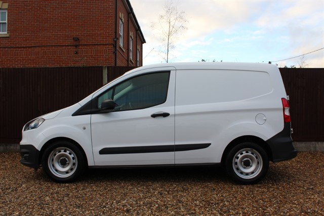 used Ford Courier BASE TDCI in thatcham-berkshire