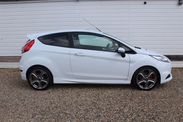 used Ford Fiesta ST-2 in thatcham-berkshire