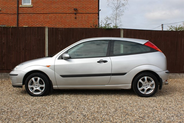 used Ford Focus ELLE * TRADE SALE in thatcham-berkshire