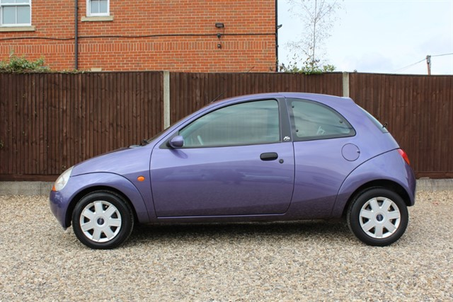 used Ford KA STYLE in thatcham-berkshire