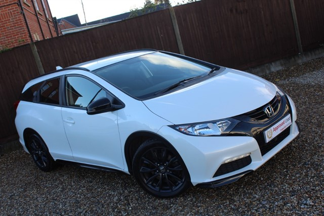 used Honda Civic I-DTEC BLACK EDITION TOURER in thatcham-berkshire