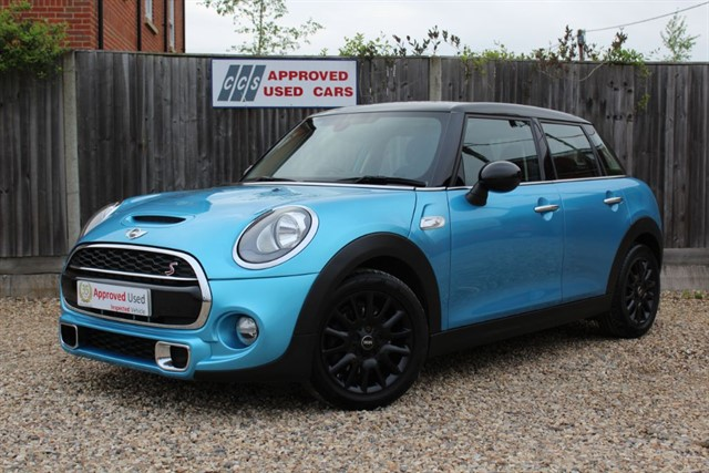 used MINI Hatch COOPER SD 5DR in thatcham-berkshire
