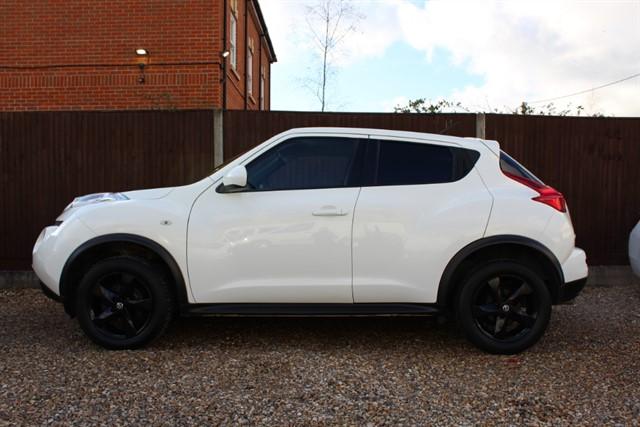 used Nissan Juke VISIA in thatcham-berkshire