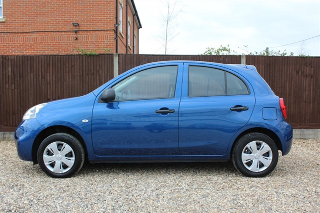 used Nissan Micra VISIA in thatcham-berkshire