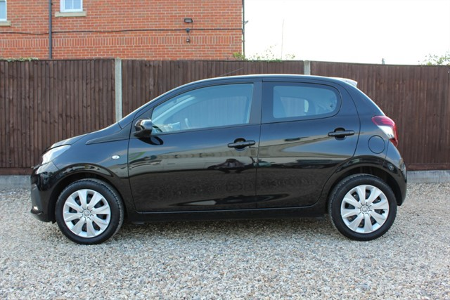 used Peugeot 108 ACTIVE in thatcham-berkshire