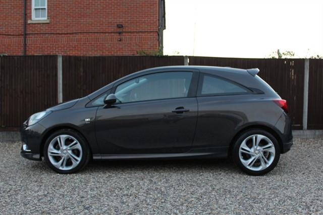 used Vauxhall Corsa SRI VX-LINE S/S in thatcham-berkshire