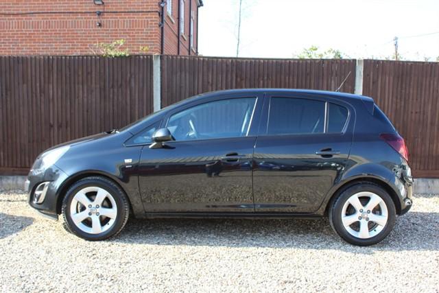 used Vauxhall Corsa SXI AC in thatcham-berkshire
