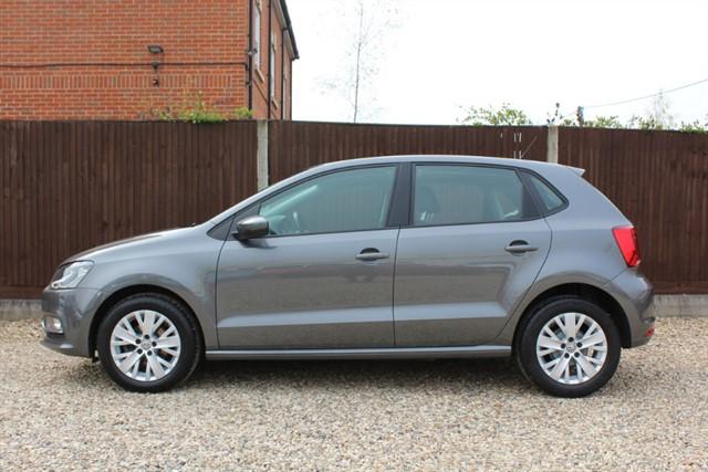 used VW Polo SE TDI in thatcham-berkshire